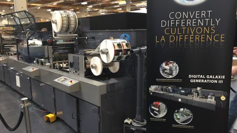 Smag converting line