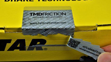 TMD Friction Eltronis PROriginal