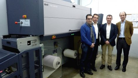 Printeos Group go digital with Durst