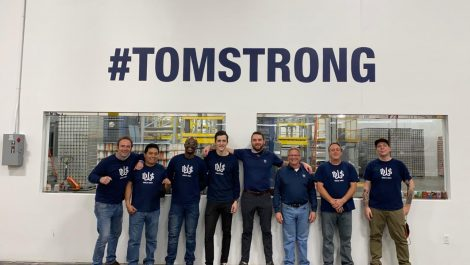 #TomStrong DWS Printing