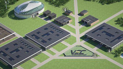 V-Ex Virtual Exhibition Centre