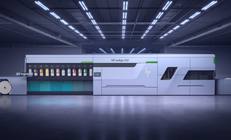 HP Indigo drupa 2020