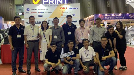 GM names VPrint as distributor in Vietnam
