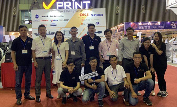 GM names VPrint as distributor in Vietnam