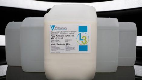 Varcotec Lock 3 bottles