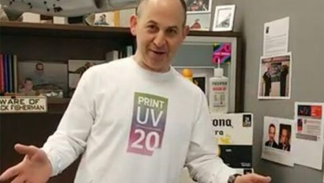 Warren Werbitt to keynote Print UV 2021