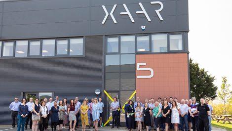 Xaar new headquarters, UK
