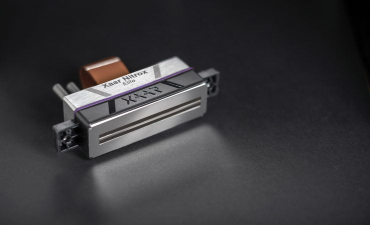 Xaar launches Nitrox printhead
