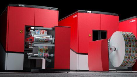 Xeikon adds entry-level presses