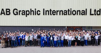 AB Graphic celebrates 60 years