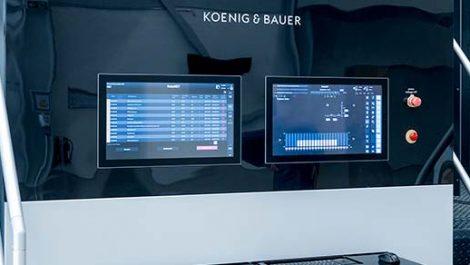 Koenig & Bauer to develop RotaJET press for film
