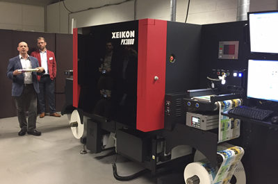Xeikon expands the family