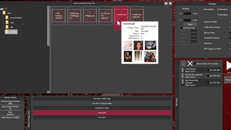Meteor Inkjet eLab Pro