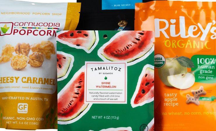 ePac flexible packaging samples