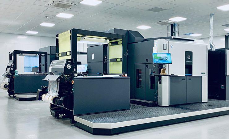 ePac UK HP Indigo presses