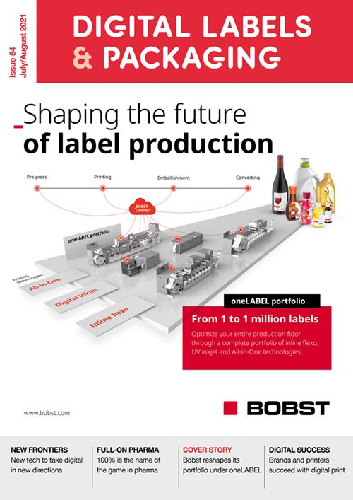 Digital Labels & Packaging July/August 2021