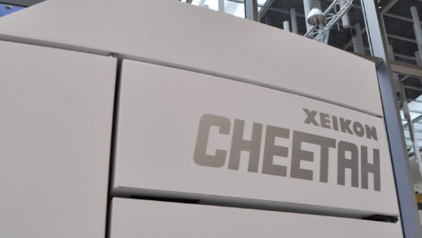 World's first Cheetah installed at Mercian Labels